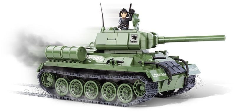 Cobi World of Tanks T-34/85