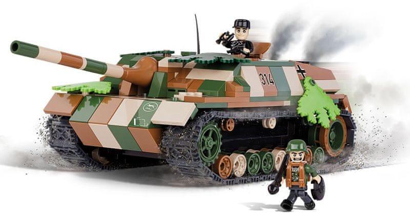 Cobi SMALL ARMY Jadgpanzer IV L/70
