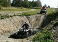 Poukaz Allegria - extreme jízda na čtyřkolkách pro dva