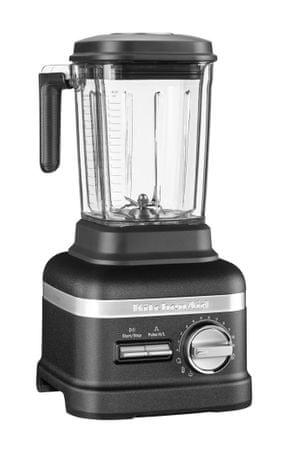 KitchenAid blender Artisan Power Plus 5KSB8270EBK, cast iron black
