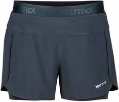 Marmot Wm's Pulse Short Black