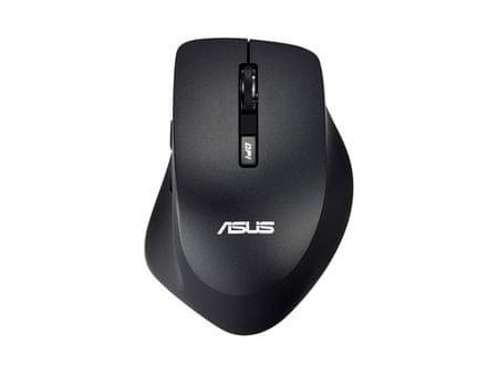 Asus brezžična optična miška WT425, črna