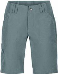 Marmot ženske hlače Lobo's Short, sive