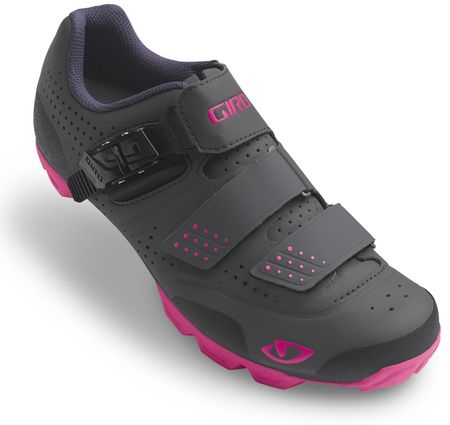 Giro Manta R Dark Shadow Bright Pink W Női kerékpáros cipő cd1da1ae27