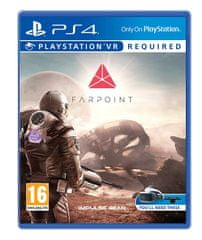 Sony Farpoint VR / PS4 VR