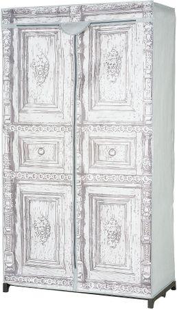 TimeLife Šatní skříň 88x160 cm, old times