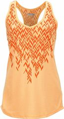 Marmot top sportowy Wm's Layer Up Tank Orangesicle