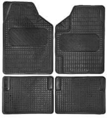4Cars dywaniki samochodowe UNI 3 - 4 sztuki
