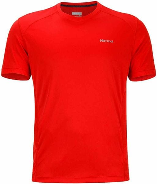 Marmot Windridge SS Scarlet Red S