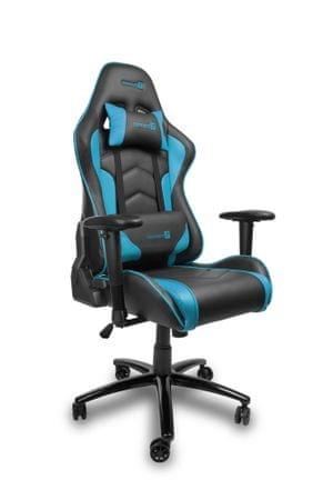 Connect IT gamerski stol CI-1157, črno-moder