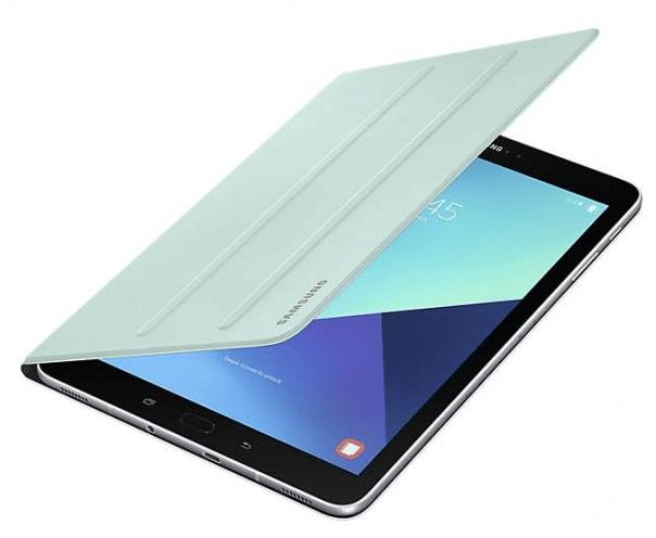 Samsung Pouzdro pro Tab S3 Green EF-BT820PGEGWW