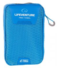 Lifeventure SoftFibre Trek Towel Advance blue