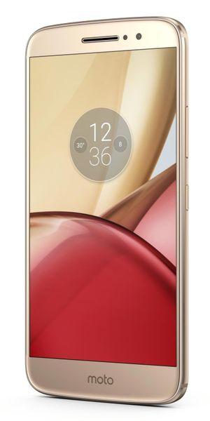 Lenovo Moto M, Dual SIM, gold