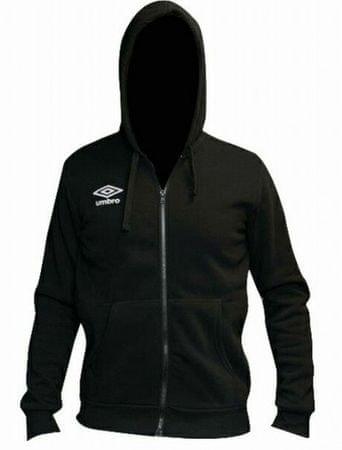 Umbro moška jopa Hooded Full Zip, črna, L