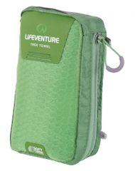Lifeventure SoftFibre Trek Towel Advance green
