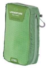 Lifeventure SoftFibre Trek Towel Advance green