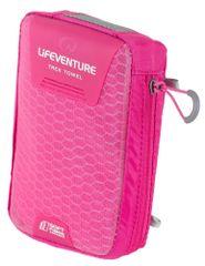 Lifeventure SoftFibre Trek Towel Advance pink
