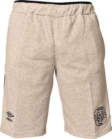 Umbro moške kratke hlače, bež, XL