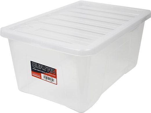 Heidrun Box Quasar 50 l, transparentní