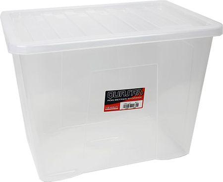 Heidrun škatla za shranjevanje Quasar, 80 l, vijolična