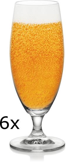 Tescoma Sklenice na pivo CREMA 300 ml, 6 ks