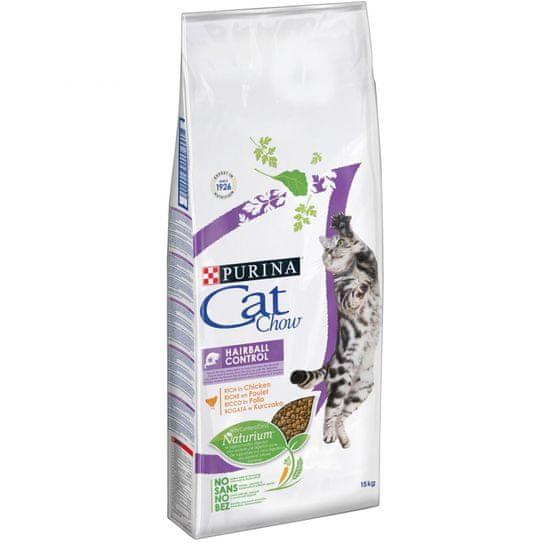 Purina Cat Chow hrana za mačke Special Care Hairball, 15 kg