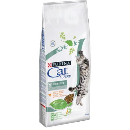 Purina Cat Chow sucha karma dla kota Special Care Sterilized - 15 kg