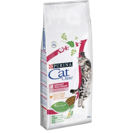 Purina Cat Chow sucha karma dla kota Special Care Urinary Tract Health - 15 kg