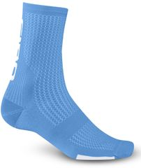 Giro skarpetki HRC Team Blue Jewel/White