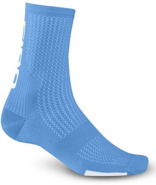 Giro HRC Team Blue Jewel/White M