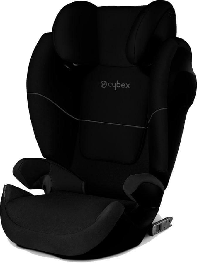 Cybex Solution M-Fix SL 2020, Pure Black