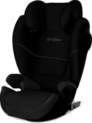 cybex solution m fix silver pure black 2019 mall cz. Black Bedroom Furniture Sets. Home Design Ideas