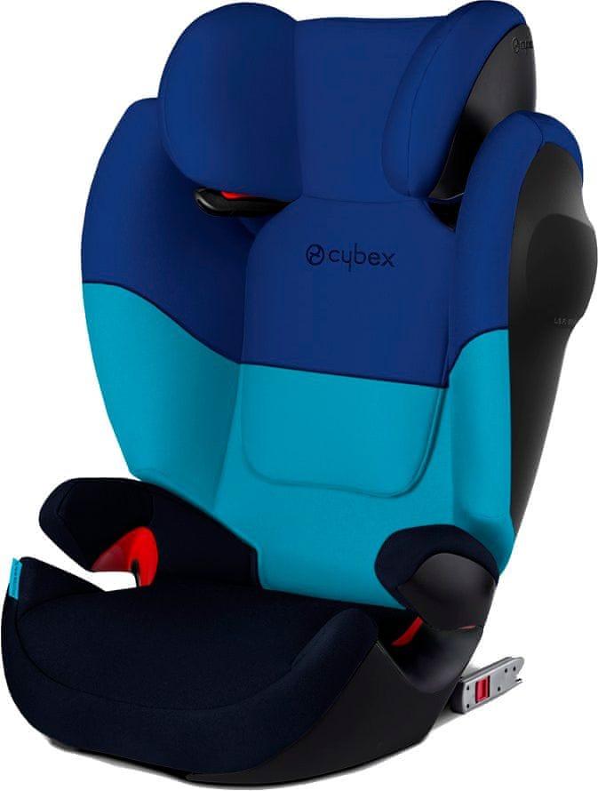Cybex Solution M-Fix SL 2020, Blue Moon