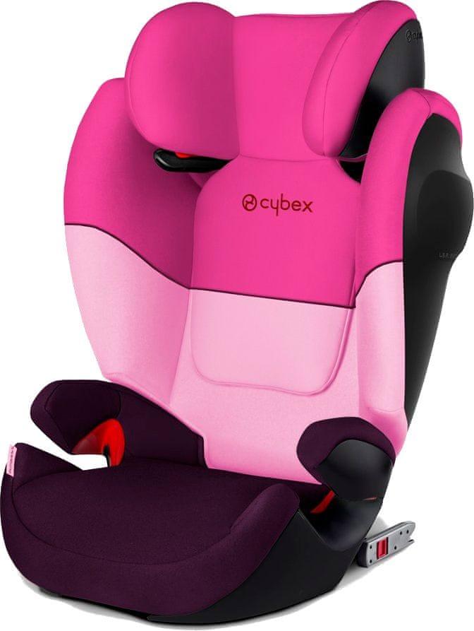 Cybex Solution M-Fix SL 2020, Purple Rain