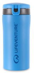 Lifeventure Flip-Top Thermal Mug blue