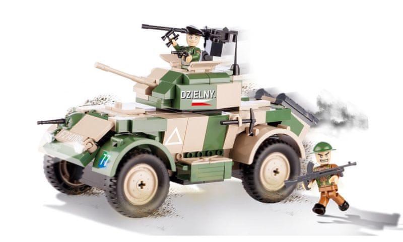 Cobi SMALL ARMY Staghound T17E1