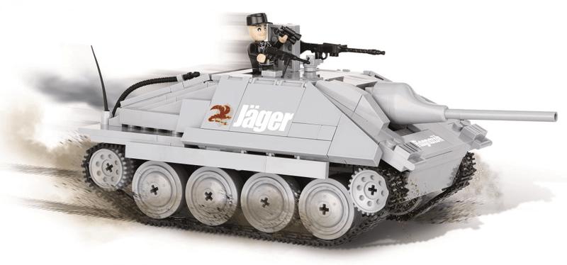 Cobi World of Tanks Hetzer