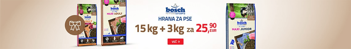 Odlicna ponudba Pedigree Bosch