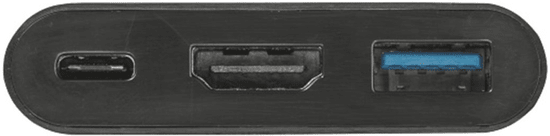 Trust adapter Multiport USB-C, USB 3.1 Gen 1, HDMI