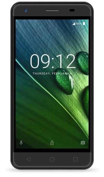 Acer Acer Liquid Z6E Dual SIM, černý