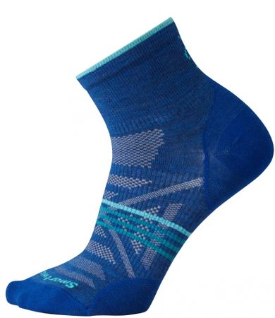SMARTWOOL W Phd Outdoor Light Mini Glacial Blue M