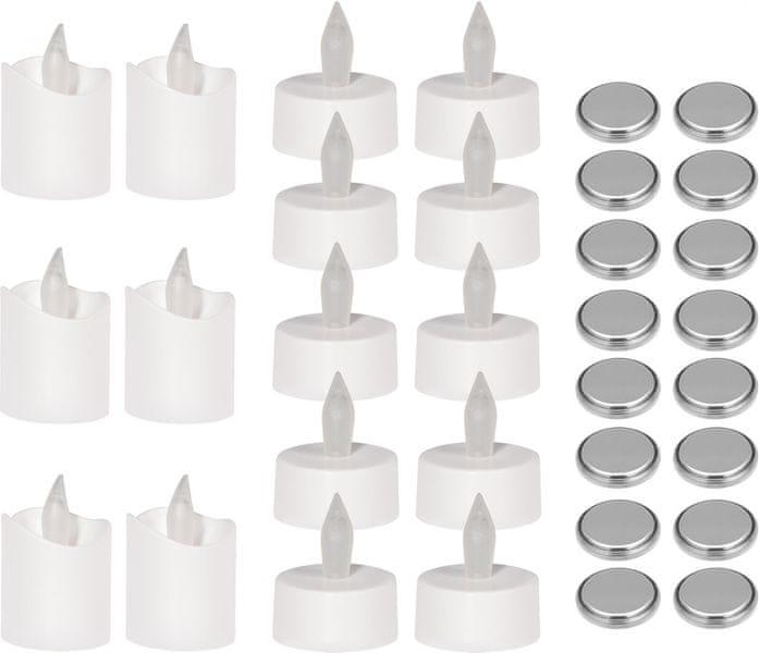 Time Life LED svíčky set 16 ks