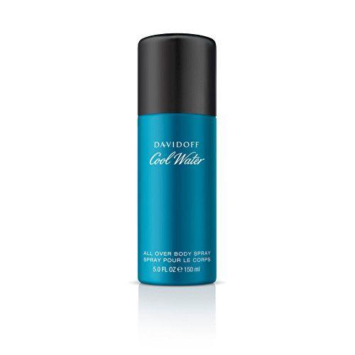 Davidoff Cool Water Man - deodorant s rozprašovačem 150 ml