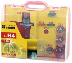 Carlson Servisní kufřík žárovek a pojistek H4