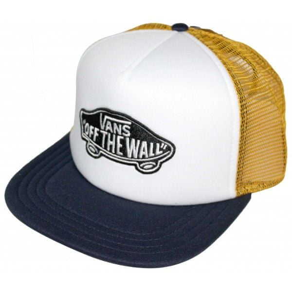 Vans Classic Patch Trucker Dress Blues-Golden Glow