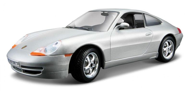 BBurago Porsche 911 Carrera (1:24)