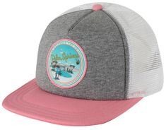 Vans Lawn Party Trucker Grey Heather