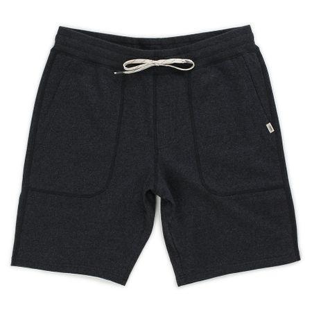 Vans moške kratke hlače Vance Fleece, črne, XL