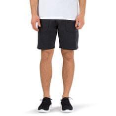 Vans moške kratke hlače Vance Fleece, črne