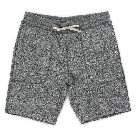 Vans moške kratke hlače Vance Fleece, sive, L
